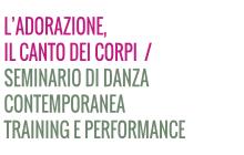 Seminario di danza contemporanea