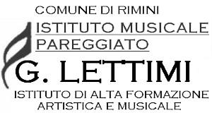 logo Istituto Musicale Lettimi - Comune di Rimini