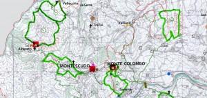 camminata 20 maggio 2012 - Montescudo - Monte Colombo