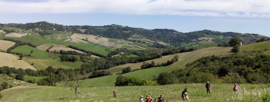 A passo d'uomo tra valli e tagliatelle a Montespino