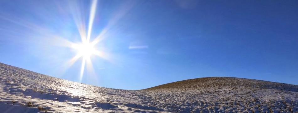A passo d'uomo | Carpegna d'inverno | camminata 06 febbraio 2016