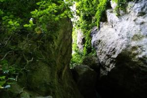 Tra grotte e calanchi 22/5/2016