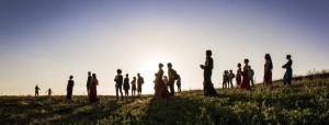 Il rito dell'accoglienza # 2 | A passo d'uono in festa | Claudio Gasparotto