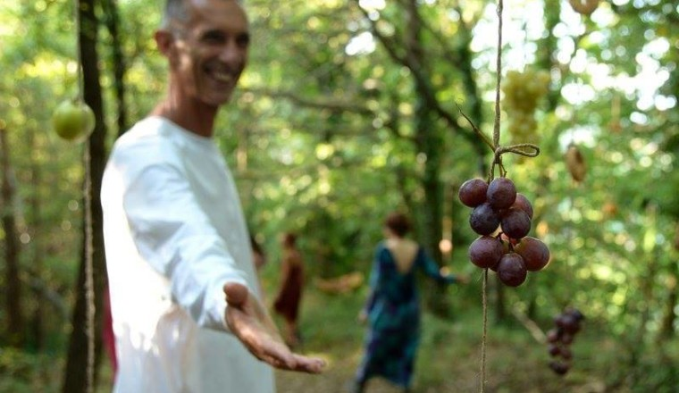 Il rito dell'accoglienza # 1 | A passo d'uono in festa | Claudio Gasparotto