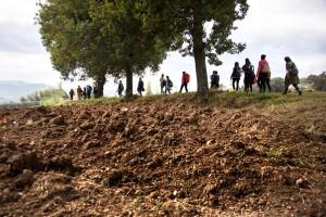 A passo d'uomo | camminata di San Gregorio | 05-03-2017